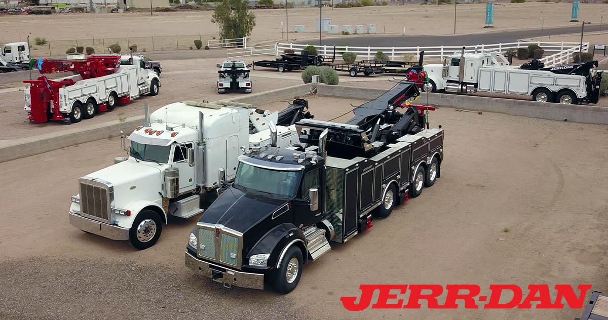 Jerr-Dan dealer in Arizona